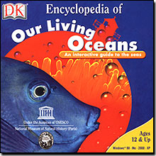 Dorling Kindersley Multimedia LDENCLIOCJ Encyclopedia Of Our Living Oceans