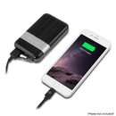 Powerocks Thunder Power 9000mAh Black Portable Charger (Lightning)