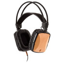 Griffin WoodTones Over the Ear Headphones for Smartphones & MP3 Devices