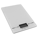 Slim Electronic Digital Kitchen Scale: 11lb Capacity , PG93756