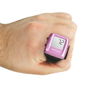 LifeSpan My Beat Heart Rate Ring, Pink , 00077