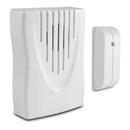Knock Knock Wireless Door Chime with Vibration Smart Sensor , STI-30092