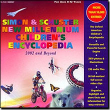 Simon & Schuster New Millennium Children'S Encyclopedia 2002 And Beyond