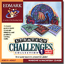Edmark 02664 Strategy Challenges Collection 1 - Around The World