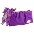 Jacki Design Summer Bliss Compact Cosmetic Bag, Purple