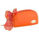 Jacki Design Summer Bliss Cosmetic Pouch, Orange