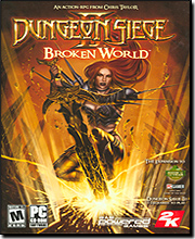 2K Games 21979 Dungeon Siege 2: Broken World Expansion Pack