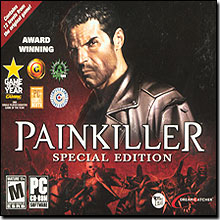 DreamCatcher Interactive 48220 Painkiller Special Edition