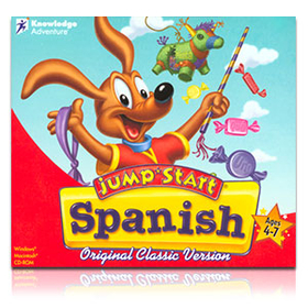 Knowledge Adventure 20255 Jumpstart Spanish