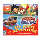 Knowledge Adventure 83982 Jumpstart 3D Virtual World - My First Adventure