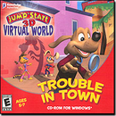 Knowledge Adventure 83984 Jumpstart 3D Virtual World: Trouble In Town