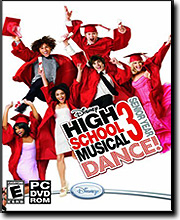 Disney 0702700000000 High School Musical 3 Senior Year Dance