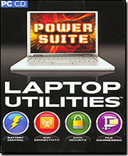 ValuSoft Laptop Utilities: Power Suite