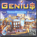 Viva Media P/N LUGENTETYJ Genius - The Tech Tycoon Game