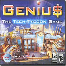 Viva Media P/N LUGENTETYJ Genius - The Tech Tycoon Game
