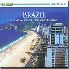 SelectSoft Publishing P/N LXWTBRAZIJ World Tours Brazil