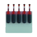 Xstamper 22011 RED 5PK, Refill Ink Cartridges