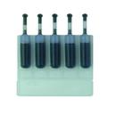 Xstamper 22012 BLACK, Refill Ink Cartridges 5PK
