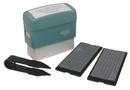 Xstamper 40410 Plastic Self-Inking, Message Stamp Kit