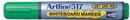 Xstamper 47368 GREEN EK-517, White Board Marker