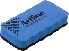 Xstamper 47416 BLUE ERT-MM, Artline Magnetic Eraser
