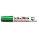 Xstamper 47443 Big Nib Whiteboard Marker EK-5100A, Green, 5.0mm