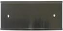Xstamper 77212 Aluminum Wall Frame, Silver, 2
