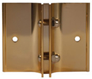 Xstamper 77301 Aluminum Corridor Frame, Gold