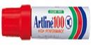 Xstamper 9101 RED EK-100, Permanent Marker