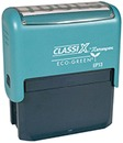 Xstamper EP13 ClassiX ECO Self-Inking Message Stamp 1