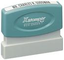 Xstamper N05 Pre-Inked Single Line Stamp 1/8