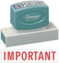 Xstamper N26 Pre-Inked Long Phrase Stamp 11/16