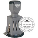 Xstamper P35 ClassiX Traditional Rotary Date & Time Stamp 1-1/4