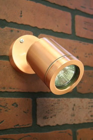 YardBright Surface Mount Copper Light