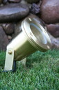 YardBright Brass underwater/well light
