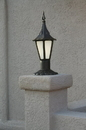 YardBright Holland Style Fence Light