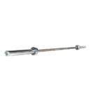 York 32011 Elite Stainless Steel Training Bar with Bushings