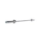 York 32111 6 1/2FT International Women's Needle-bearing Olympic Training Bar (25MM)