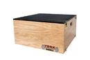 """York Barbell 54258 Plyo / Step-up Boxes (24"""" x 24"""" x 12"""")"""