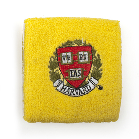 GOGO Harvard Embroidery Wristband