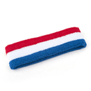 GOGO Patriot Style / NBA Style Stripe Headbands, Sweatbands (Price / Pieces)