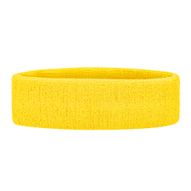 "GOGO DC04226Q100 7"" Terry Cloth Sports Headband - Wholesale (100-Pack)"