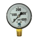 (10 Pcs @ $4.21 Pcs) Zenport DPG400 63mm Dry Pressure Gauges, 0 - 400 psi