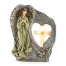 Zingz & Thingz 57070073 Angel Prayer Solar Light