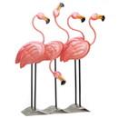 Zingz & Thingz 57070077 Flamingo Garden Décor