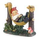 Zingz & Thingz 57070090 Hammock Garden Gnome
