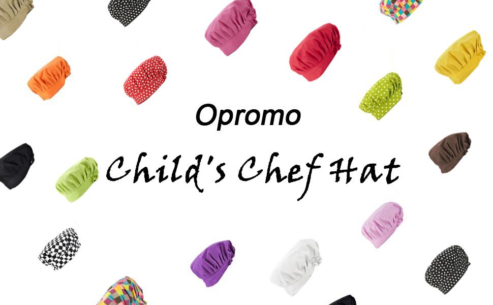 Child's Chef Hat