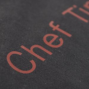 Chef Coat - Custom Logo