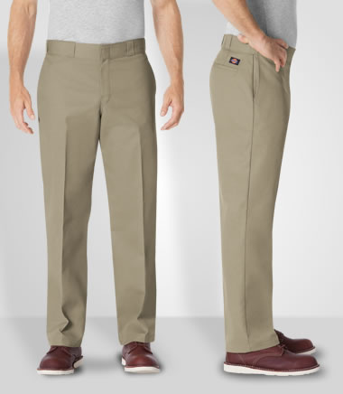 Relaxed Fit for Men