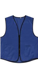clerk vest
